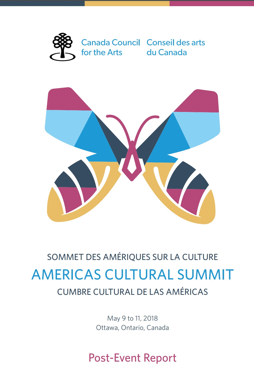 Americas Summit Report in English