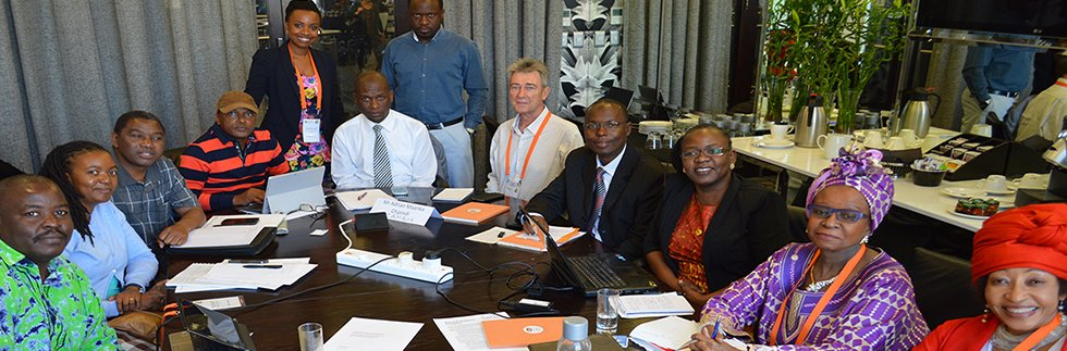 African Regional Chapter meeting in Johannesburg May 2015